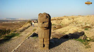 تمثال أسد عين دارة