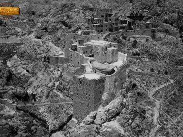 دير مار موسى والأبنية الملحقة